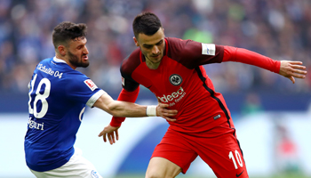Eintracht Frankfurt – Schalke 04: Hoffen auf Europa