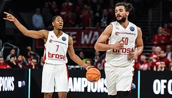Basketball-Bundesliga: Serienmeister im direkten Duell