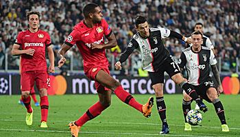 Bayer Leverkusen – Juventus Turin: Die Werkself glaubt an das Wunder