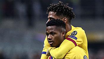 Die jüngsten Torschützen der Champions League: Barca-Star schnappt sich Rekord