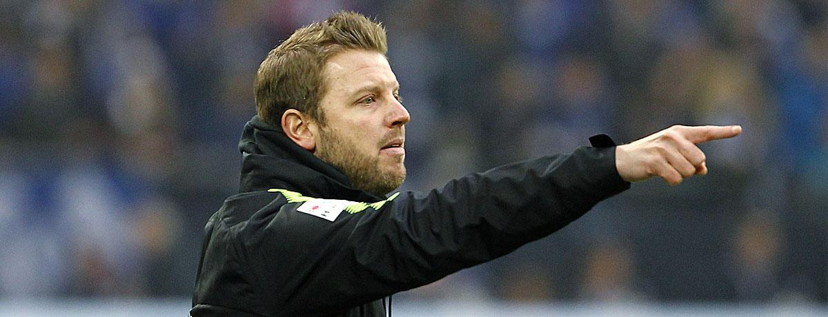 Florian Kohfeldt, Trainer SV Werder Bremen