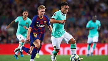 Inter Mailand – FC Barcelona: Die Nerazzurri haben alles in eigener Hand