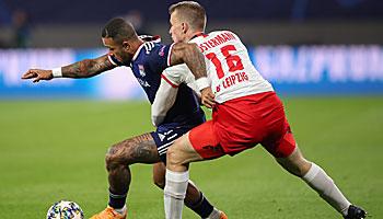 Olympique Lyon – RB Leipzig: Ein Punktgewinn zum Gruppensieg