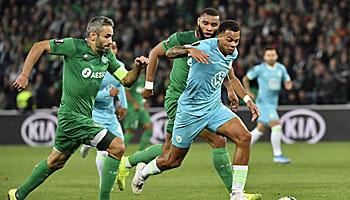VfL Wolfsburg – AS Saint-Etienne: Ganz ohne Druck