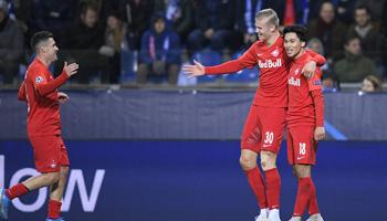 RB Salzburg: Talentschmiede Nummer 1 für die Top Ligen!