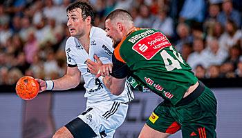 Handball-Bundesliga: Spitzenspiele nach der EM-Pause