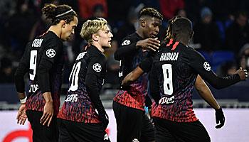 Tottenham Hotspur – RB Leipzig: Insel-Debüt für die Roten Bullen