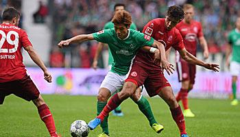Fortuna Düsseldorf – Werder Bremen: Ein F95-Tor ist fast garantiert