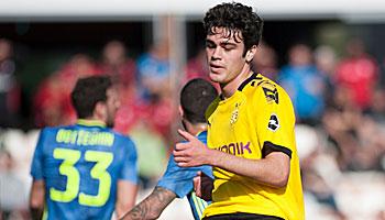 BVB: Giovanni Reyna kann Pulisic und Götze überflügeln