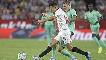 Real Madrid – FC Sevilla: Nichts zu holen für die Gäste