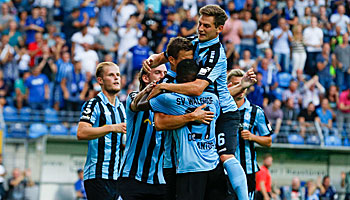 3. Liga: Gelingt Waldhof Mannheim als 4. Klub der Durchmarsch?