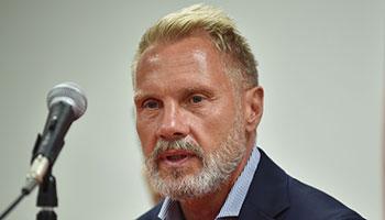 """Thorsten Fink: """"Olympia? Podolski ist kein alter Opa, sondern mit 34 Jahren top-fit."""""""