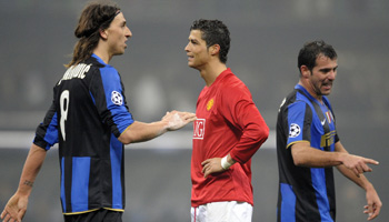 Vorhang auf in der Coppa Italia: Giganten-Duell mit Ibrahimovic und CR7