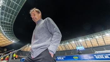 Jürgen Klinsmann bei Hertha BSC: Der 76-Tage-Trainer