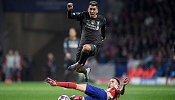 FC Liverpool – Atletico Madrid: Der Titelverteidiger vor dem Aus