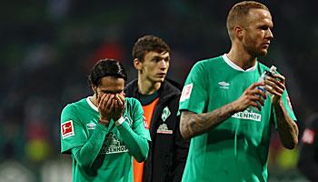 Bundesliga Abstiegskampf: 5 Teams sind in der engeren Auswahl