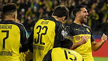 Darum kegelt Dortmund PSG aus der Königsklasse