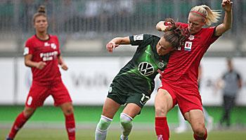 Frauen-Bundesliga: Mit einem Highlight endet die Winterpause