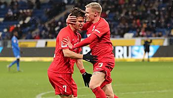 Bundesliga: Diese Duos legen sich die meisten Tore auf
