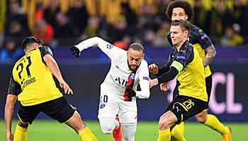Paris St. Germain – BVB: Neymar und Co. Sinnen auf Revanche