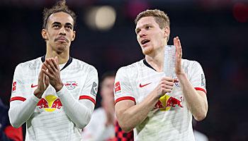 Meisterschaft in der Bundesliga: Es bleibt spannend!