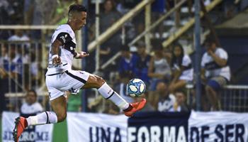 Ex-BVB-Star Lucas Barrios spielt jetzt für den Maradona-Klub