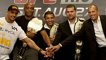 MMA: Die erfolgreichsten UFC-Champions aller Zeiten