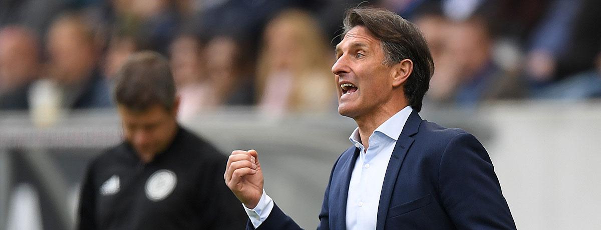 Bruno Labbadia 2019/20 Bundesliga