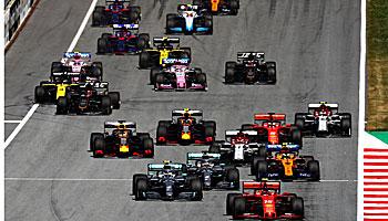 Saisonstart Formel 1: Erstmals seit 1966 wieder in Europa