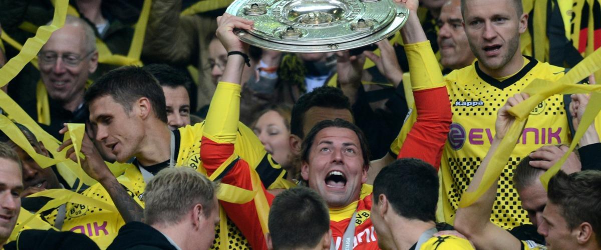BVB Deutscher Meister 2012