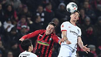 Eintracht Frankfurt – SC Freiburg: SGE ist im Abstiegskampf angekommen