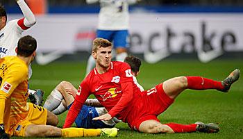 RB Leipzig – Hertha BSC: Es kommt viel Arbeit auf Jarstein zu