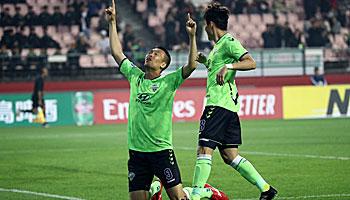 Ohne Spucke, mit Samba-Fußball: K League 1 mit Eigenwerbung für asiatischen Fußball