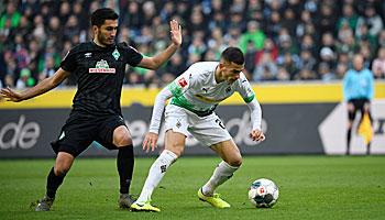 Werder Bremen – Borussia Mönchengladbach: Nichts zu holen für den SVW?