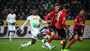 SC Freiburg – Borussia Mönchengladbach: Die Fohlen sind ein gerngesehener Gast
