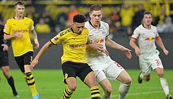 RB Leipzig – BVB: Showdown um die Vizemeisterschaft