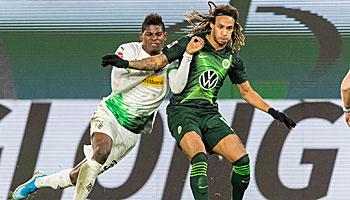Borussia Mönchengladbach – VfL Wolfsburg: Wölfe sind eine harte Nuss