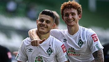 Werder Bremen – 1. FC Heidenheim: Klare Rollenverteilung in der Relegation