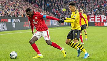 BVB – FSV Mainz 05: Schwarz-Gelb peilt Torrekord an