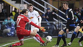 RB Leipzig – SC Paderborn: Die Roten Bullen peilen den ersehnten Heimsieg an