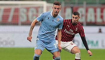 Lazio Rom – AC Mailand: Verlieren verboten!