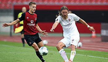FC Ingolstadt – 1. FC Nürnber: Schanzer nehmen Lilien zum Vorbild