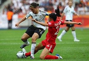 Odds point to win for hosts as Germany face France
