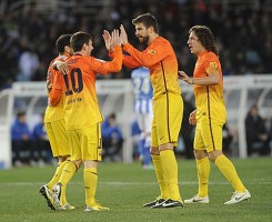 Another high-scoring Barca win likely in Malaga cup clash