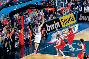 Win VIP tickets to the O2 Arena to watch Euroleague basketball's Final Four