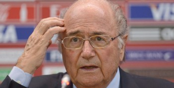 Sepp Blatter on Suarez, corruption and ranking the World Cup takes over quotes of the week