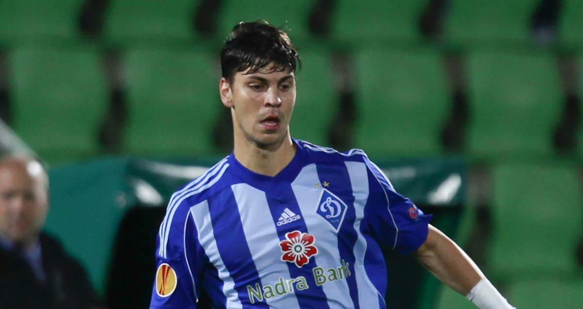 Aleksandar-Dragovic-Dynamo-Kiev