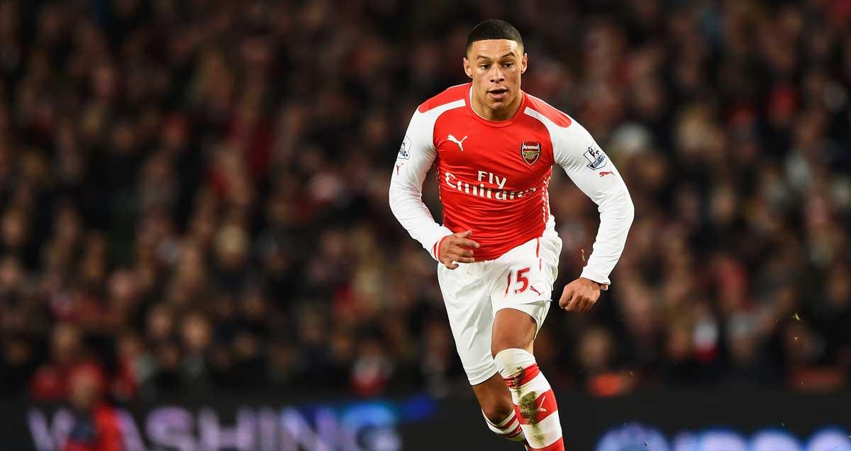Alex-Oxlade-Chamberlain-Arsenal-dribbling
