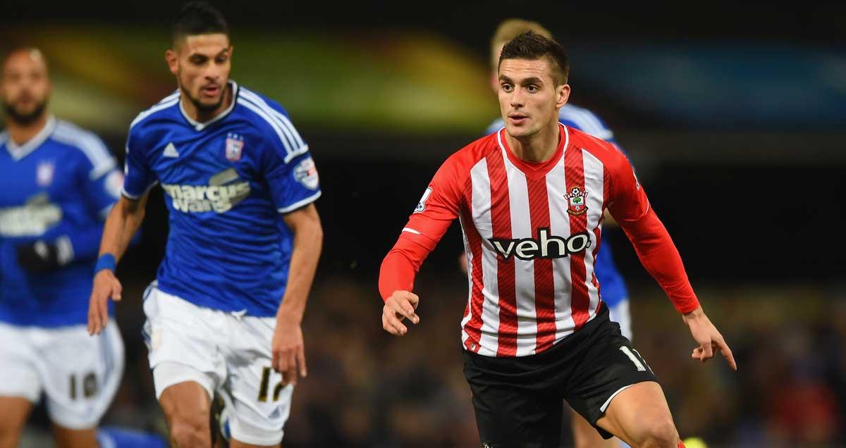Dusan-Tadic-scheming-for-Southampton
