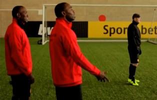 Telepathic football: Yorke & Cole vs Rooney & co